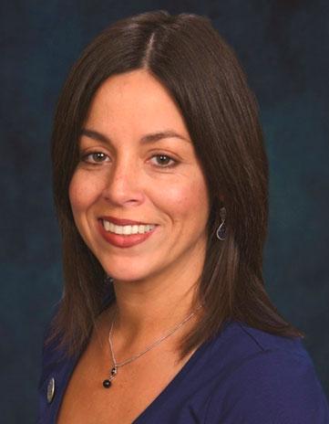 Cindy Estrada, vice-presidente do UAW