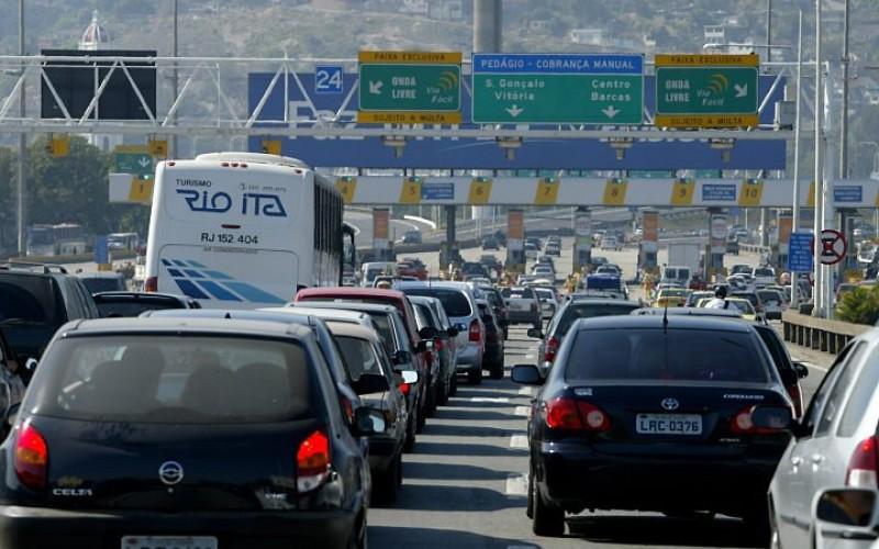 Trânsito no RIO