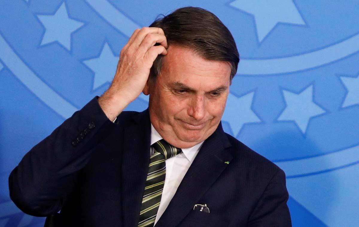 Apoio ao impeachment de Bolsonaro alcança 54% - Rádio Peão Brasil
